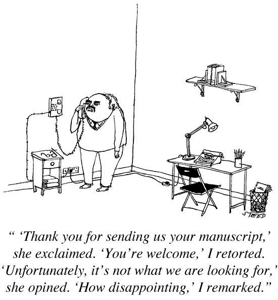 New Yorker Manuscript