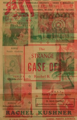 Strange Case of Rachel K design Paul Sahre