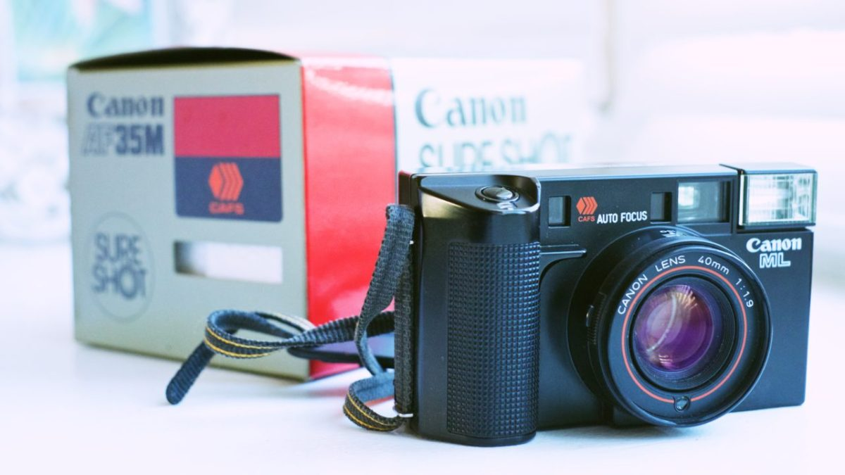 5 Best Point and Shoot Film Cameras