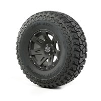 Rugged Ridge 15391.28 XHD Wheel/Tire Package Fits 13-16 ...