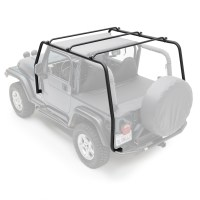 Smittybilt 76713 SRC Roof Rack Fits 97