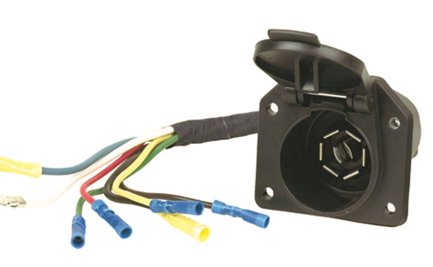 For 7 Blade Trailer Connector Wiring Diagram