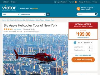 Big Apple Helicopter Tour Of New York Viator  CatalogSpot  HowlDb