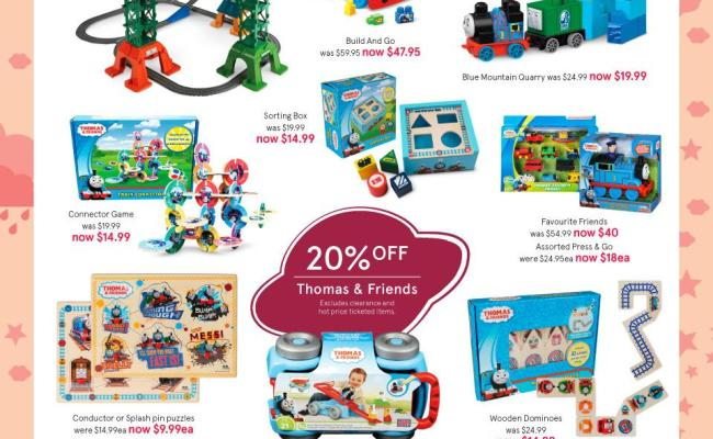 Myer Catalogue Toy Sale June 2018 Page 19