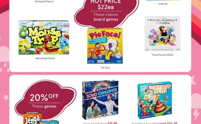 Myer Catalogue Toy Sale June 2018 Page 27
