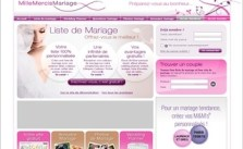 catalogue liste mariage mille mercis mariage