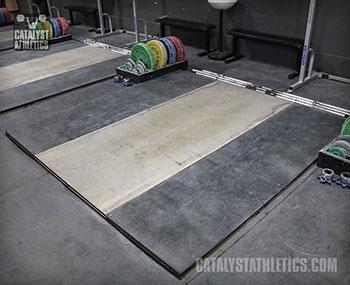 Quick Dirty Plate Rack By Greg Everett Equipment