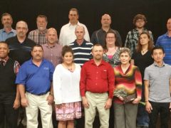 CVCC Holds Graduation For Manufacturing Academy