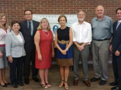 Unifour Foundation Awards Second Grant to CVCC For Expanision of Catawba Furniture Academy
