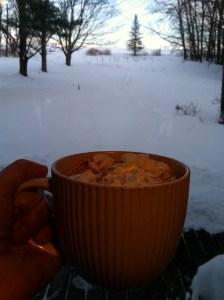 Delicious & Healthy Hot Chocolate