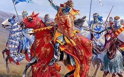 June 24th, 1314 | The Battle of Bannockburn