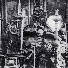 Detalle Altar Catedral