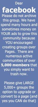 Migrazione Facebook: vecchi gruppi a nuovi gruppi. Cosa accade?