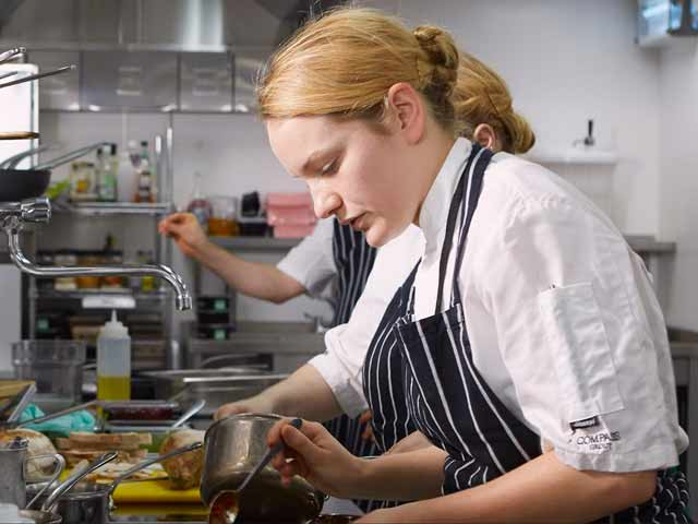 Waiting staff in Whitwell, Oakham (LE15) ESS - Caterer