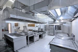 Secret to a successful commercial kitchen is in how it is designed