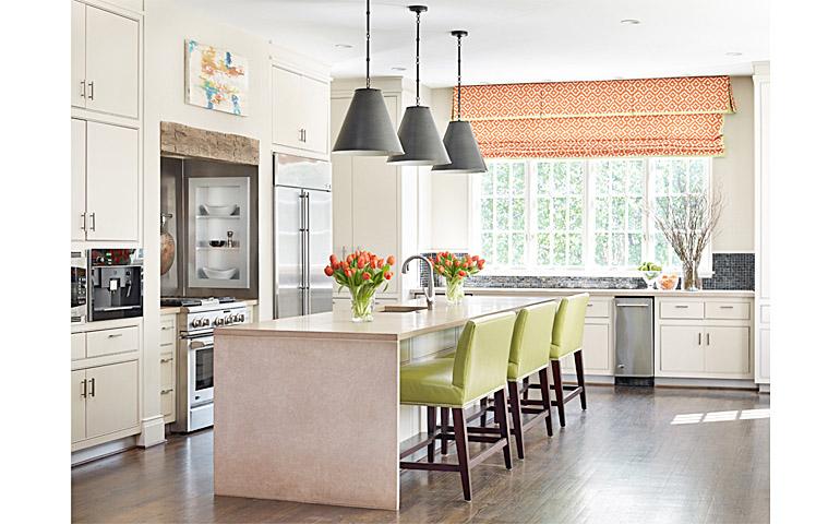 Catherine M. Austin Interior Design/ Glenview Kitchen