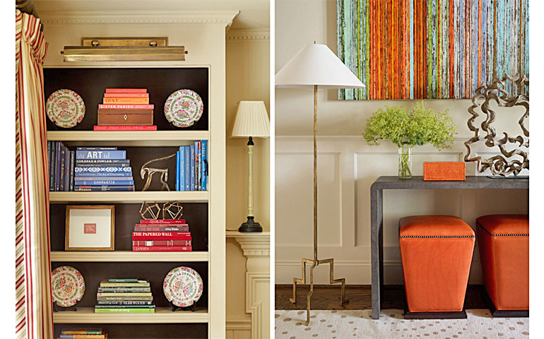 Catherine M. Austin Interior Design/ Stanwyck and Westfield