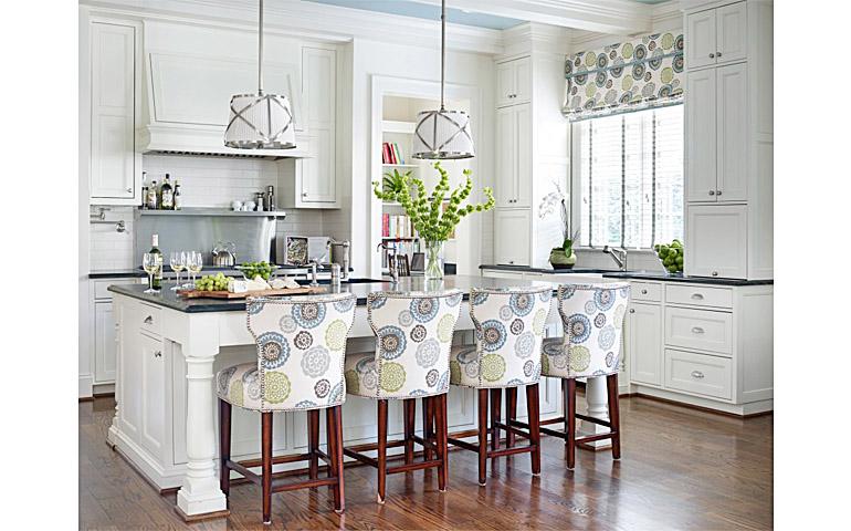 Catherine M. Austin Interior Design/ Westfield Kitchen