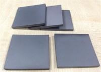 Boron Carbide ballistic ceramic tile / Aluminum Oxide ...