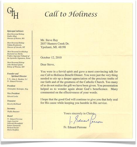 Sponsorship Letter Church Event Invite Steve To Speak Defenders Of The ...