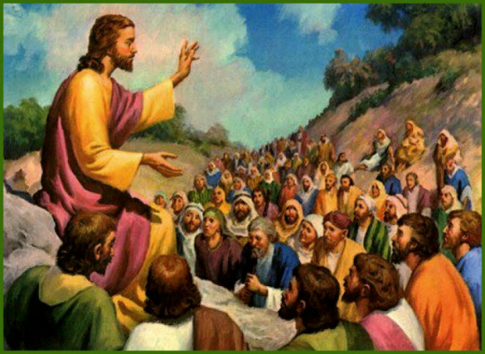 Christ spoke to the nations and they understood.