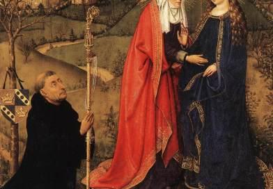 "May 31st ""The Visitation"" from Catholic Famiy Celebrations"