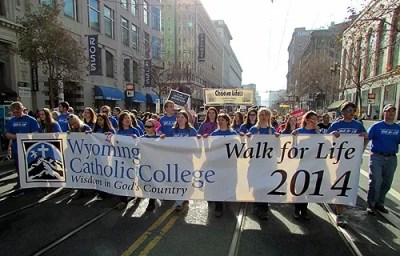 Walk inspires Wyoming students' outreach to at-risk women ...
