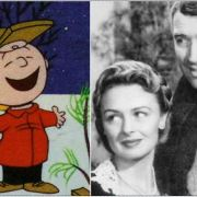 Christmas Movies: It's a Wonderful Life and Charlie Brown