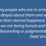 Exercising Good Judgment