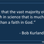 Which is real–Science or God?