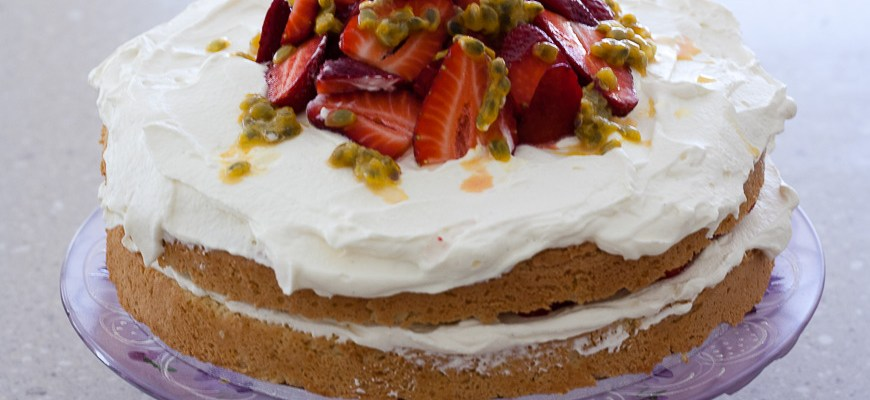 Pastel de Tres Leches (Three Milk Cake) – Daring Bakers Challenge