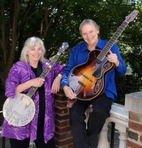 Cathy Fink Marcy Marxer Folk/Traditional Promotional Photo (credit Michael G. Stewart)