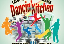 DANCIN' IN THE KITCHEN: songs for ALL families