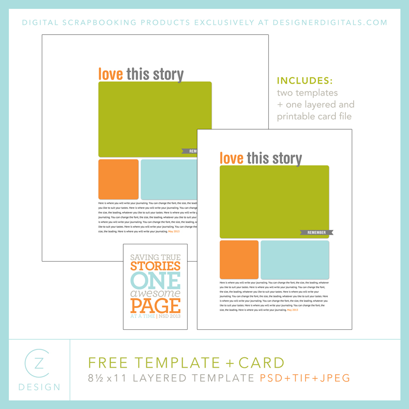 Download a free template and take a mini-class on how to use it