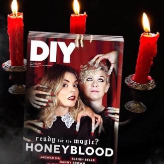 Spooky DIY Cover