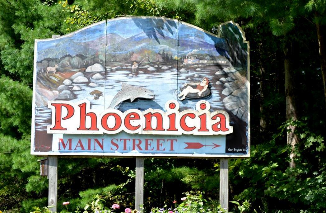 Phoenicia Sign 2