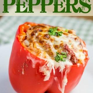 Stuffed Peppers PIN