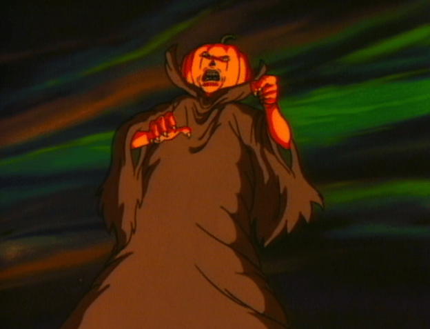 Samhain from The Real Ghostbusters