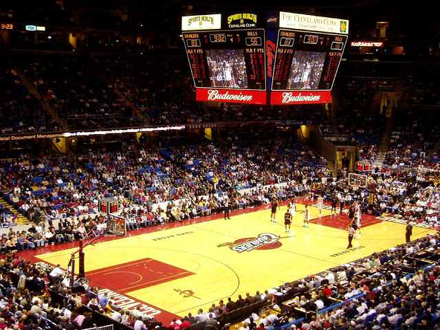Cleveland Cavaliers Club Seats - CavaliersSeatingChart