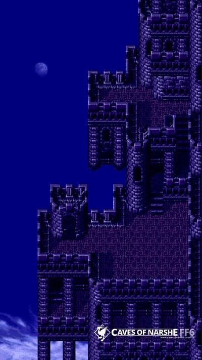 Final Fantasy VI Wallpaper / Desktop Backgrounds - Caves of Narshe