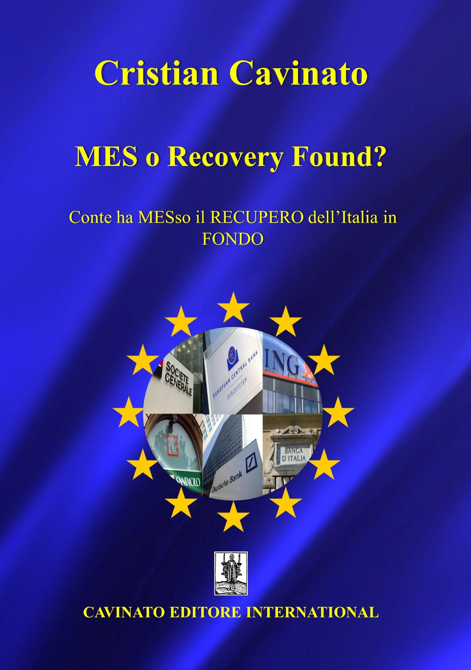 MES O RECOVERY FOUND? CONTE HA MESSO IL RECUPERO DELL'ITALIA IN FONDO