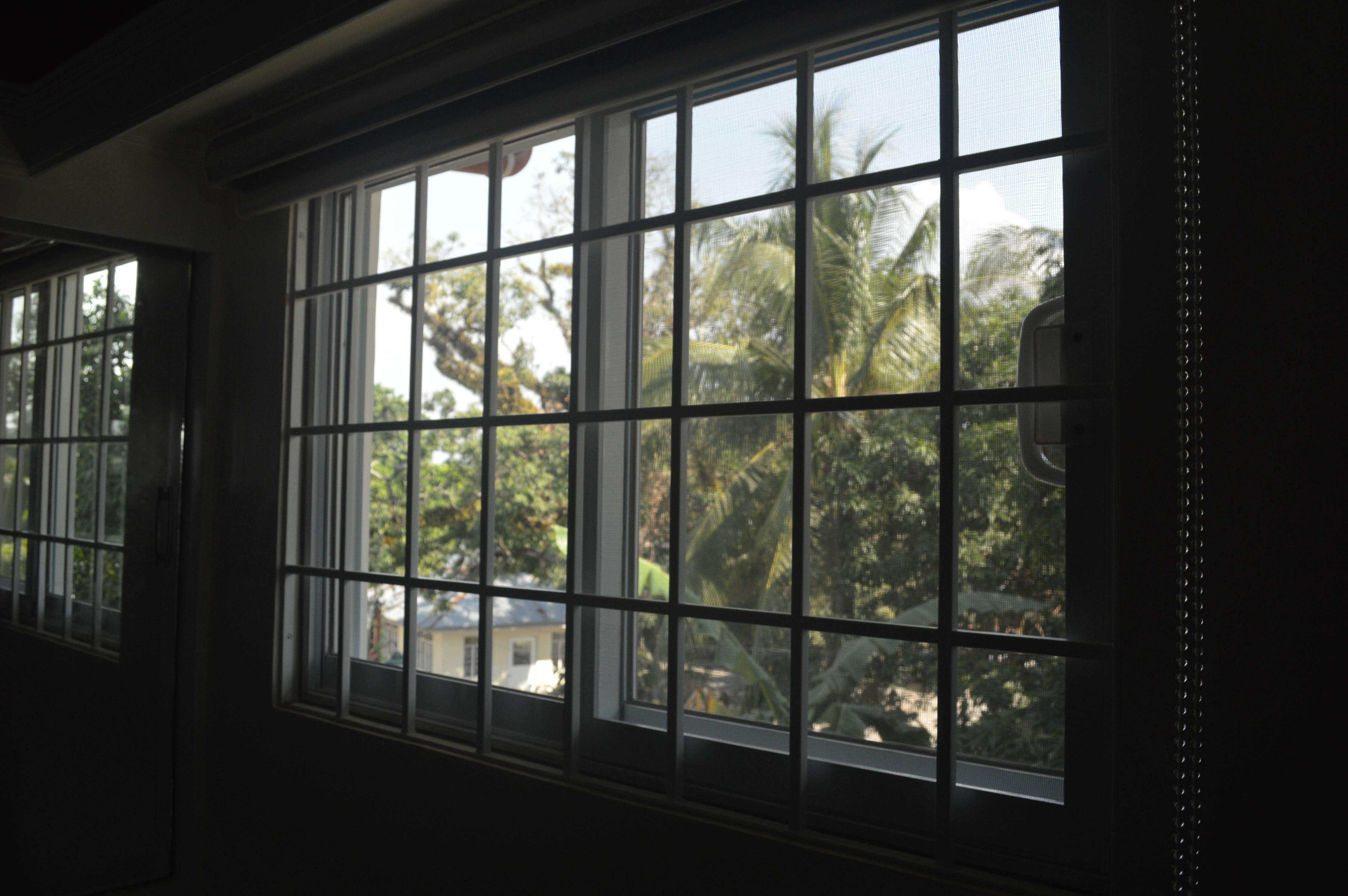 Sliding Window Grills Cavitetrail Glass Railings