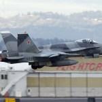 Acidente com caça F/A-18 Hornet da Marinha dos EUA