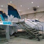 Caça da Equipe de Demonstração CF-18 Hornet do Canadá recebe sua nova pintura