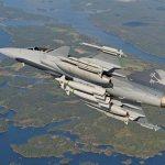 Saab comenta notícia que as Forças Armadas da Suécia vão atualizar seus caças Gripen