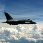 Esquadrão Adelphi realiza primeira missão de treinamento de interceptação