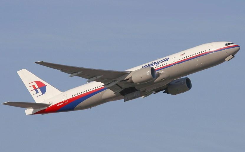 Malaysia Airlines Boeing 777 200ER Wedelstaedt.jpg?zoom=1 - Premiê malaio diz que peça achada na Ilha Reunião é do MH370