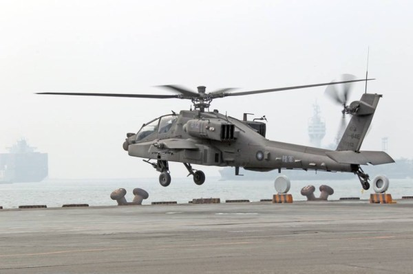 AH-64 taiwan