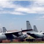 Aviões repassados pelos EUA ao Afeganistão viram sucatas