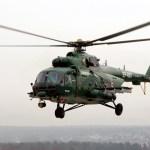 Peru recebeu helicópteros Mi-171Sh